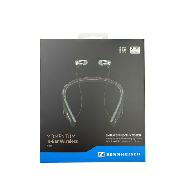 Sennheiser HD 1 Momentum In-Ear Wireless Bluetooth Headphones Free Shipping