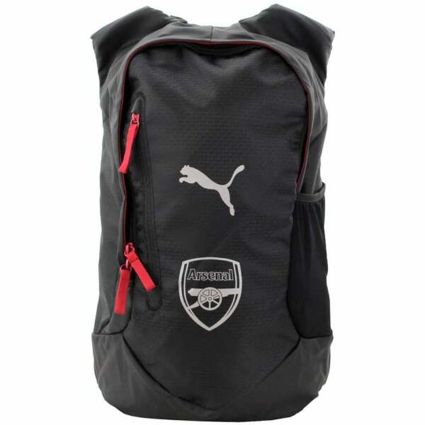 Puma Arsenal Performance Backpack     Bags Black Mens - Size OSFA D