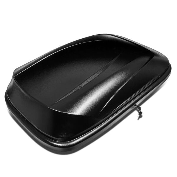 Waterproof Vehicle Roof Mount Travel Storage Box Car Top Cargo Carrier with Lock $391.99