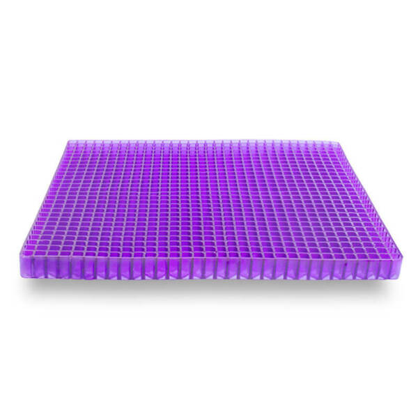 Purple Portable Seat Cushion - Comfiest Science You Can Sit On $39.00