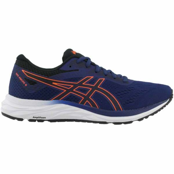 ASICS Gel-Excite 6  Casual Running  Shoes - Blue - Mens