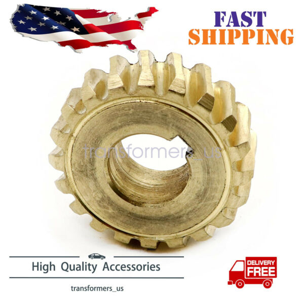 Fit For MTD Snowblower Worm Gear 917-04861717-04449717-0528917-0528 20 tooth