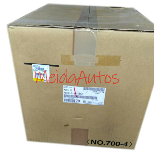 New in box Fanuc A06B-6140-H055 Power Supply Driver One year warranty