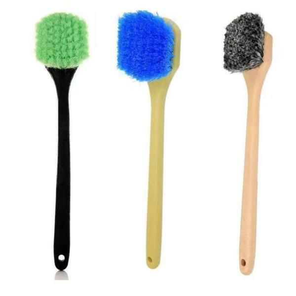 Car Wheel Brush Rim Tire Detailing Automotive Care soft brush 20