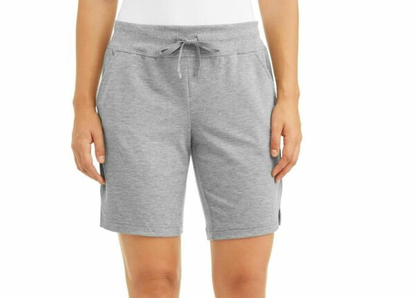 Women's Bermuda French Terry Shorts w9