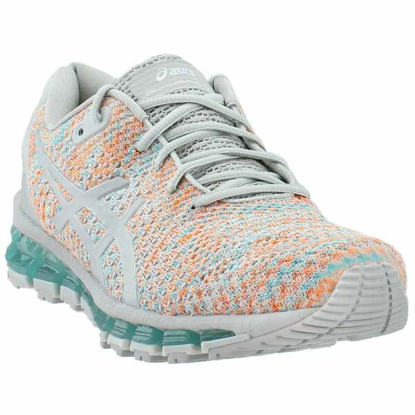 ASICS Gel - Quantum 360 Knit  Casual Running  Shoes - Grey - Womens