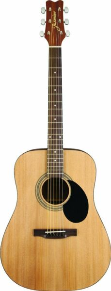 Jasmine S35 Dreadnought Acoustic Guitar - Natural