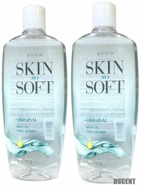 Avon Skin So Soft Original 25 oz (Pack of 2)