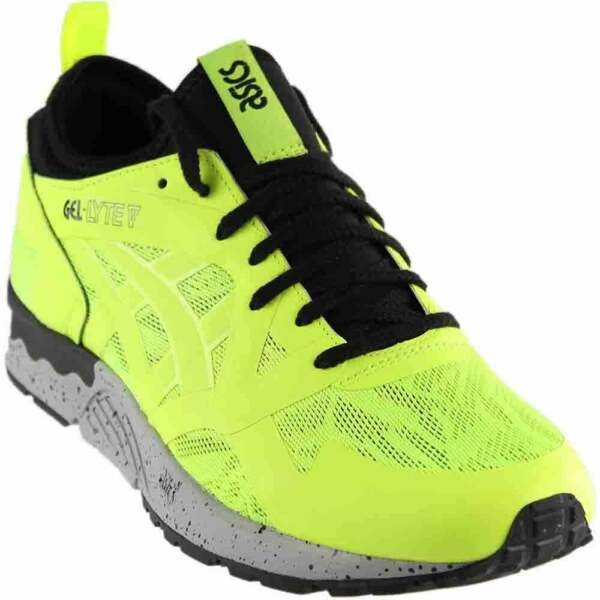 ASICS GEL-Lyte V NS  Casual Running  Shoes - Yellow - Mens