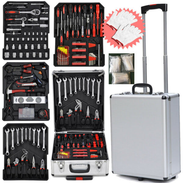 799 Rolling Tool Box Mechanic Craftsman Tool Set Kit Organizer with Wheels Tools