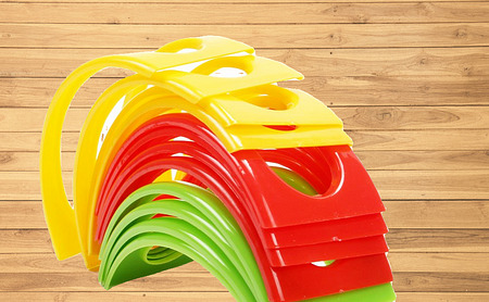 Ximimark 12 pcs Colorful Taco Holder Stand For Soft amp; Hard Shell Taco Microwave $9.52