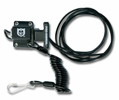 Pro Armor Kill Switch Tether Handlebar Mount Universal ATV Dirt Bike A040021 $34.95