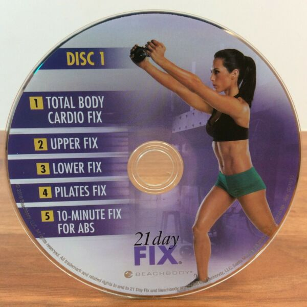 Beachbody 21 Day FIX  EXTREME  Replacement Discs DVD  You Pick  Many Choices