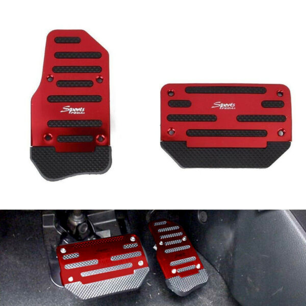 Car Non-Slip Automatic Pedal Brake Foot Cover Treadle Belt Accessories Universal
