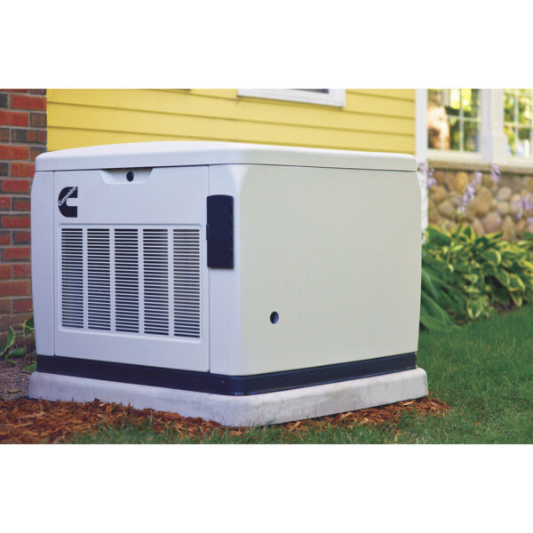 Cummins QuietConnect Home Standby Generator- 20 kW (NG)18 kW (LP) RS20A Warm