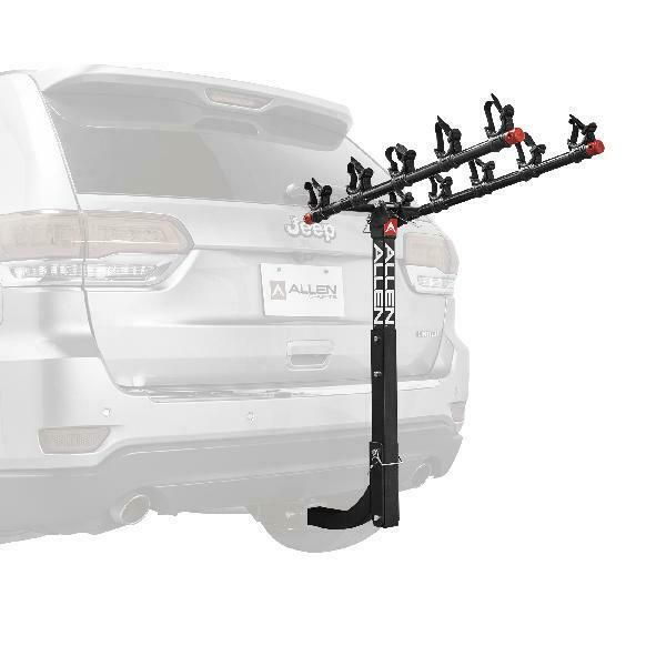Allen Sports Deluxe 5 Bicycle Hitch Mounted Bike Rack 552RR $131.31