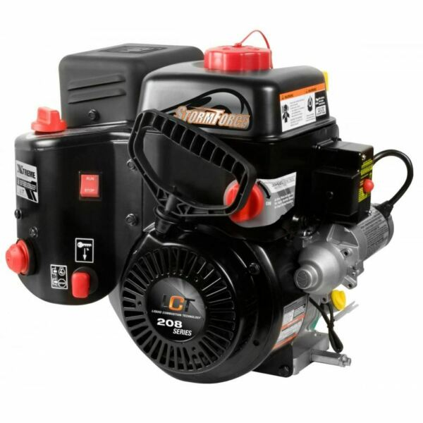 Tecumseh LCT 920870222 Gen II Electric Snow Engine