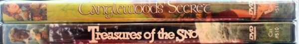 Tanglewoods Secret and Treasures of the Snow 2 DVD SET Brand NEW