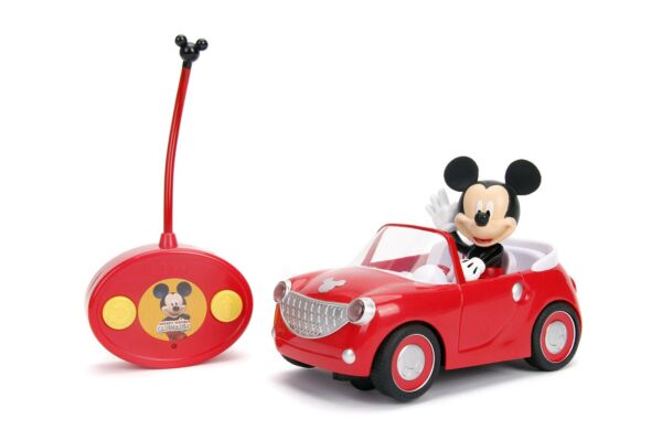 Jada Toys Disney Junior Mickey Mouse Clubhouse Roadster RC Car 7
