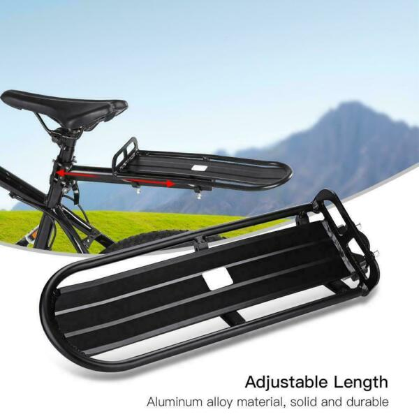 Bicycle Mountain Rear Rack Seat Post Mount Pannier Luggage Carrier Durable $28.22