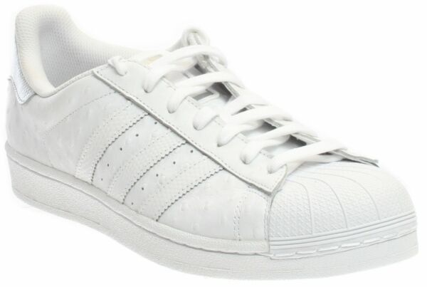 adidas SUPERSTAR  Casual   Shoes - White - Mens