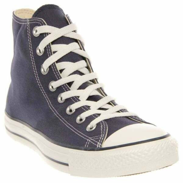 Converse Chuck Taylor All Star High Top Sneakers Casual    - Blue - Mens
