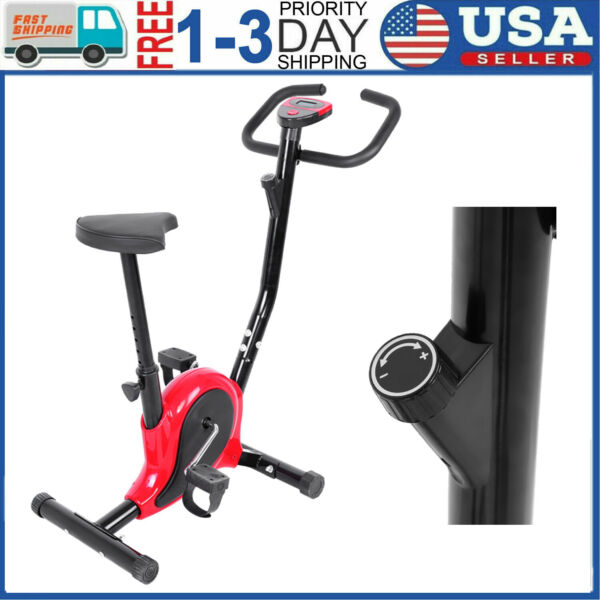Home Stationary Bicycle Bike Indoor Exercise Bicycle Cycling Fitness Machine USA $79.99
