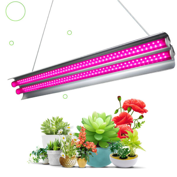 2000W LED Grow Light Full Spectrum Tube Growing Lamp For Hydroponic Indoor Plant $32.98