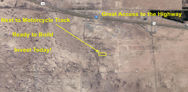 2 Acre Parcel of Land for sale in Deming, New Mexico.Open Spaces, INVEST TODAY!!