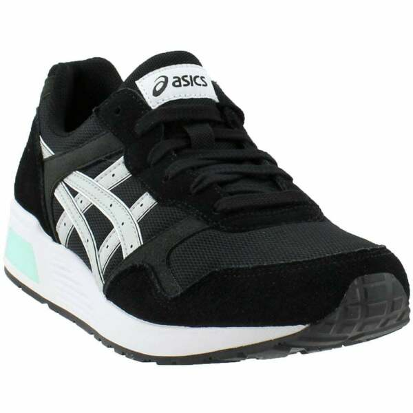 ASICS Lyte-Trainer  Casual Training  Shoes - Black - Mens