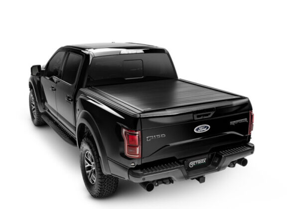 Retrax PowertraxPRO MX Bed Cover For 17-20 Ford F250 F350 wo Rail Stake Pockets