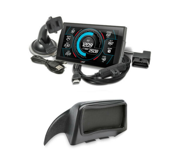 Edge Products Insight CTS3 Monitor & Dash Pod For 2007-2013 ChevyGMC Duramax