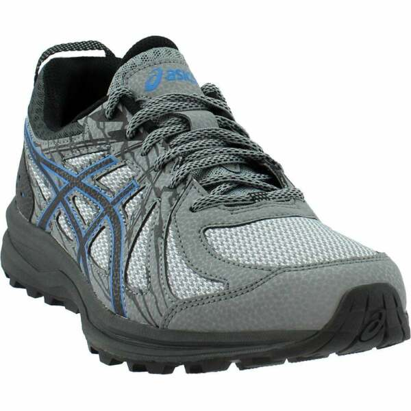 ASICS Frequent Trail  Casual Running  Shoes - Grey - Mens