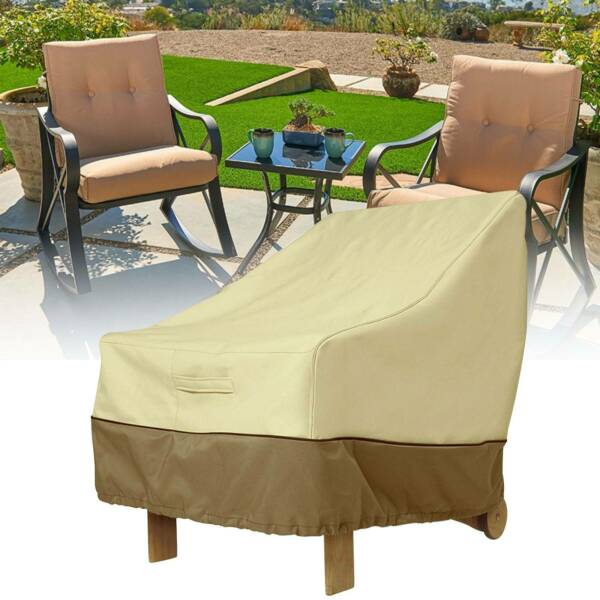 Garden Patio Waterproof Furniture Cover Chair Waterproof Outdoor Protection $18.76