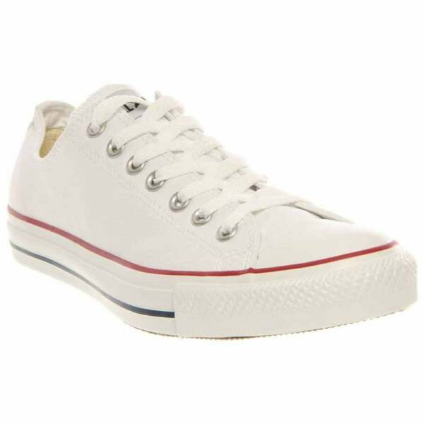 Converse Chuck Taylor All Star Low Top Sneakers Casual    - Off White - Mens