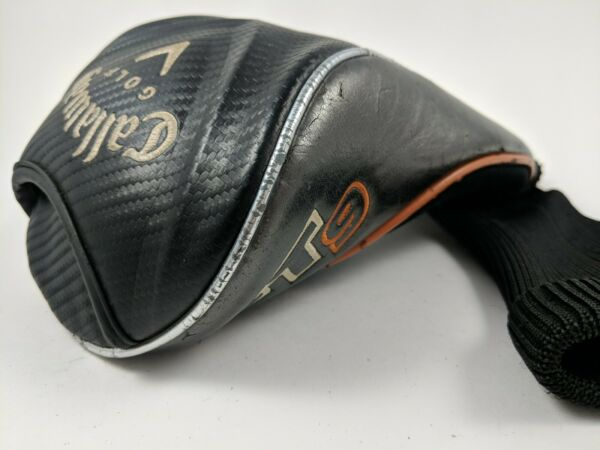 Callaway FT9 Driver Head Cover ~ SilverBlack Headcover