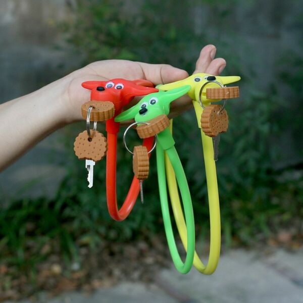 Kids Bike Cable Lock Bicycle Locks Children Silicone Cycling Anti Theft Cables $19.63