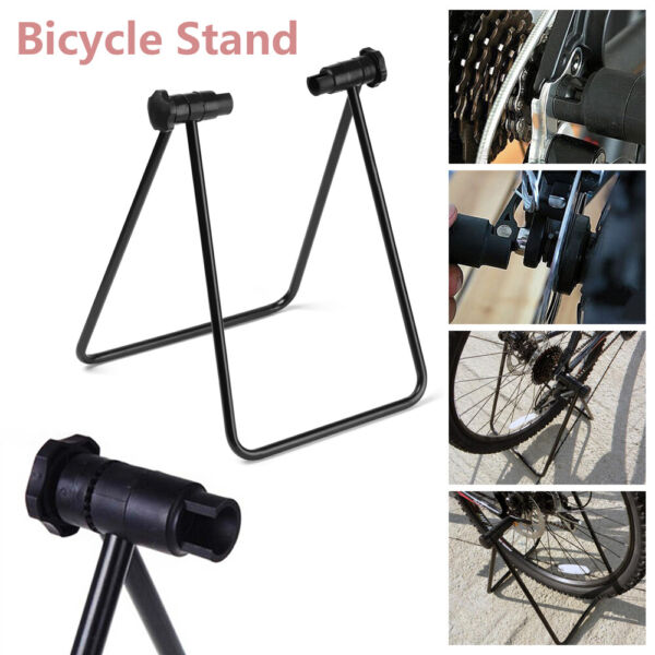 Cycling Adjustable Bike Parking Rack Folding Holder Display Shelf Bicycle Stand $21.45