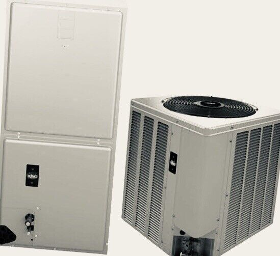 3 ton heat pump split system With 10kw Heat Strips $2250.00
