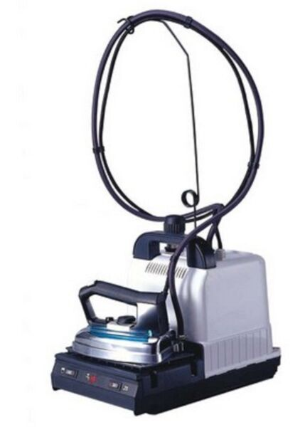 Steam Iron With Boiler BY GOLDSTAR 1000W HEAVY DUTY 110 VOLT BOILER CAPACITY 1.8 $199.99