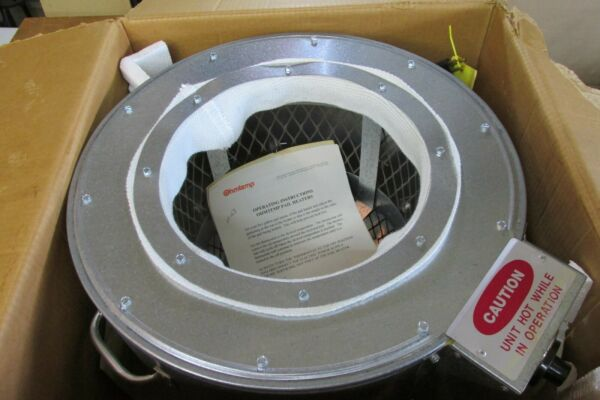 Ohmtemp International Inc L-5 Pail Heater