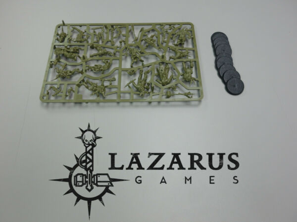 Warhammer 40k Death Guard Chaos Space Marines - 10 Nurgle Pox Walkers (NoS)