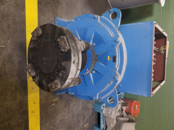 Elin Electric Motor with Drives 3 phase MKH 745 E06 1319 kW 1423 A Water cooled