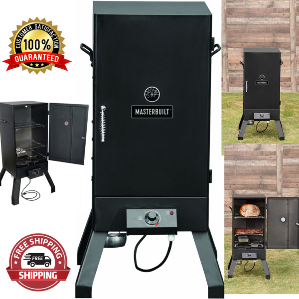 NEW Electric Smoker Outdoor Food Patio Deck Cooker Oven BBQ Grill 30 Analog MES