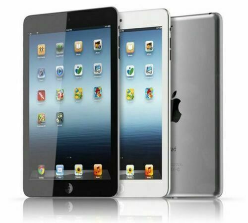Apple iPad Mini 1st Gen 16GB Wi Fi 7.9in Black and Silver $89.99