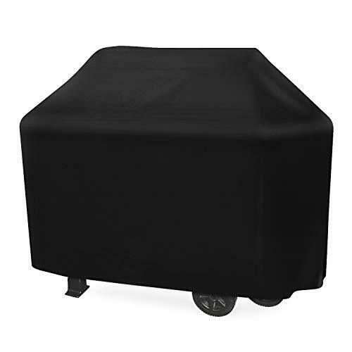 All Weather Winter BBQ Barbecue Smoker Grill Cover for Char Broil 3 4 Burner