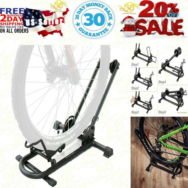 Bikehand Bicycle Floor Type Parking Rack Stand For Mountain And Road Bike Indo $83.95