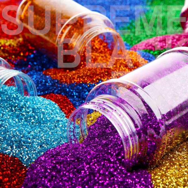Craft Glitter Sparkle Powder Super Fine Diamond Dust DIY Arts and Crafts (1 LB)