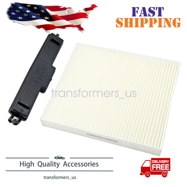 New Cabin Air Filter Package Fits for Dodge Ram 1500 3500 68406048AA $26.40