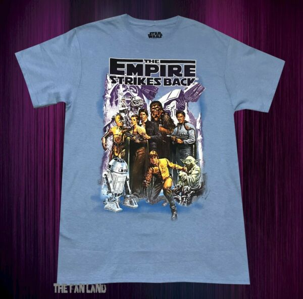 New Star Wars The Empire Strikes Back 1980 Vintage Classic Mens T Shirt $19.95